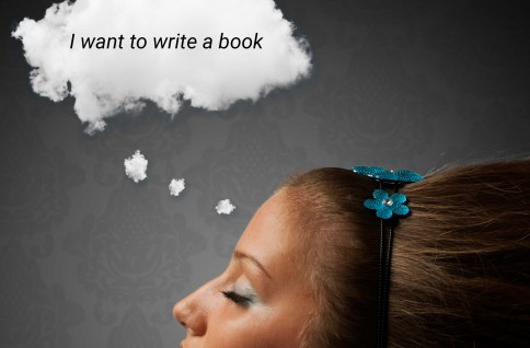I want to write a great book