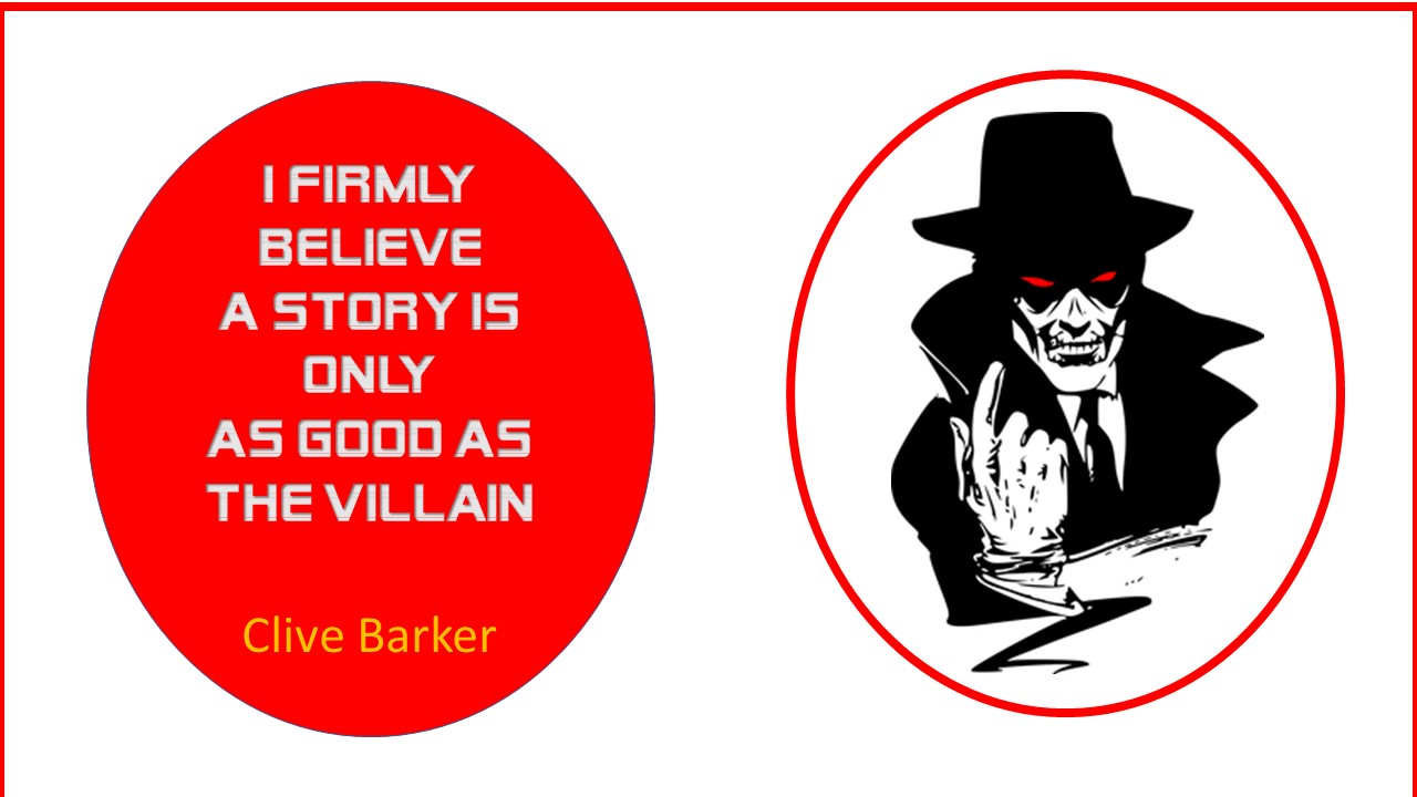 story only as good as villain