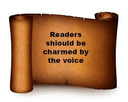 readers charmed by the voice