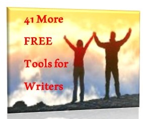 41 more free tools for writers