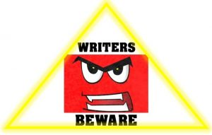 Writers beware tools