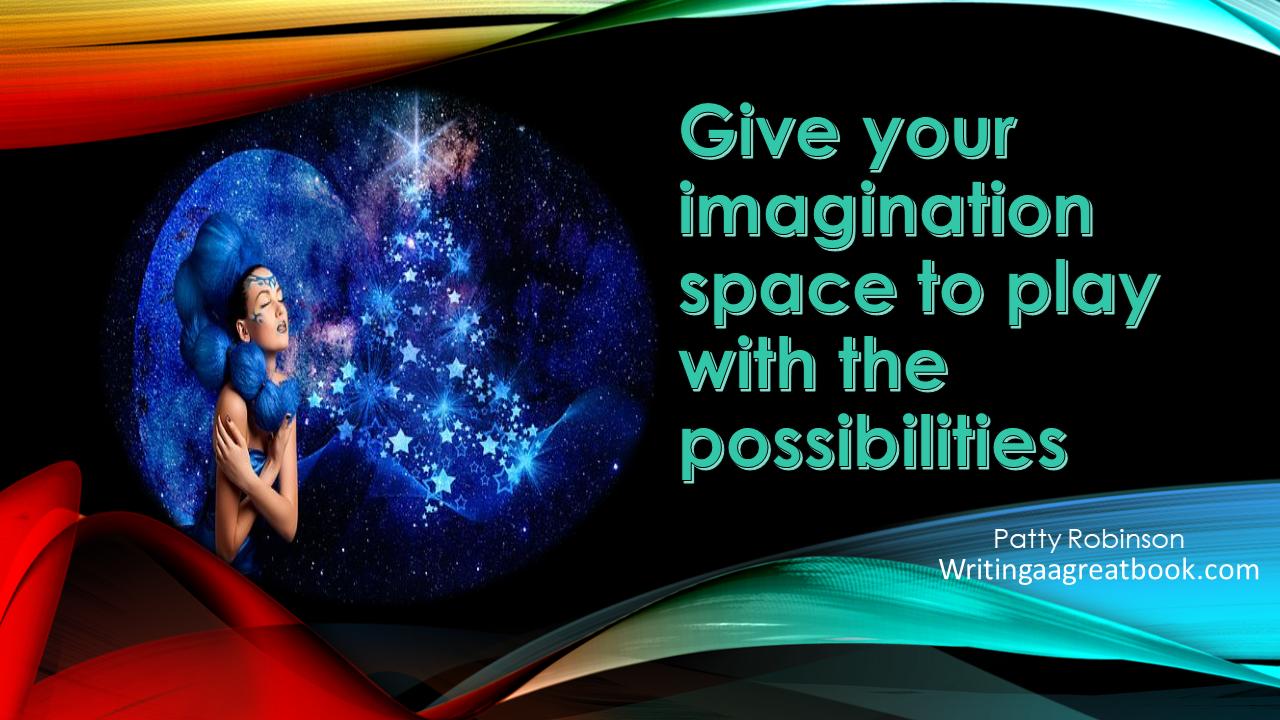 imagination & creativity space