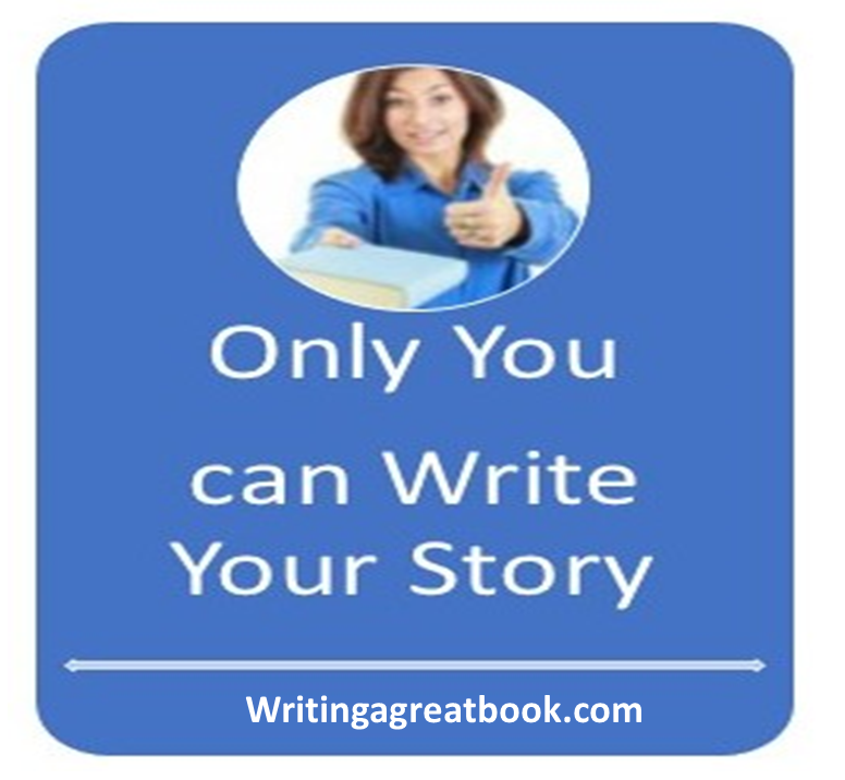only you czan write your story