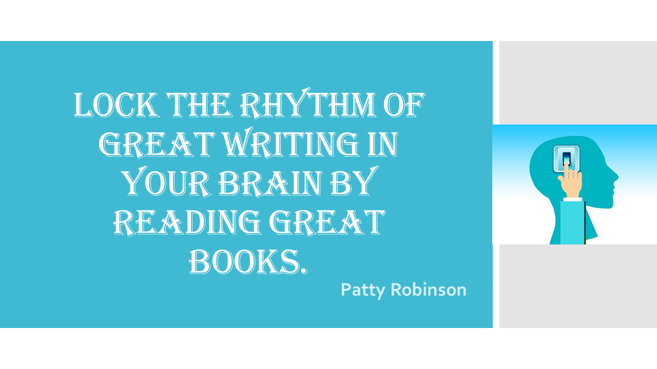 Learn pacing by reading