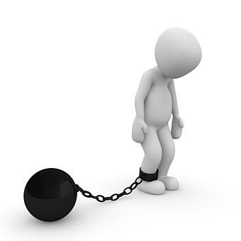 chain of writer's block